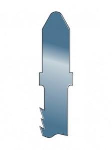 Stichsägeblatt mit T-Schaft aus dem Stichsäge-Test