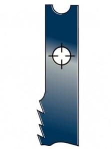 Stichsägeblatt mit U-Schaft aus dem Stichsäge-Test